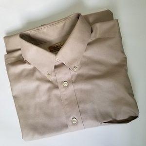 Roundtree & Yorke Gold Label Short Sleeve Shirt